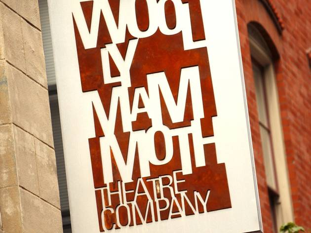 Get experimental at the Woolly Mammoth Theatre
