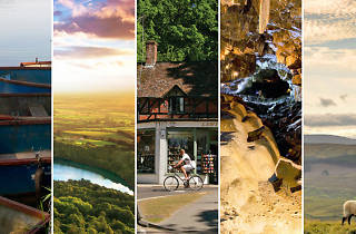 Visit England's countryside