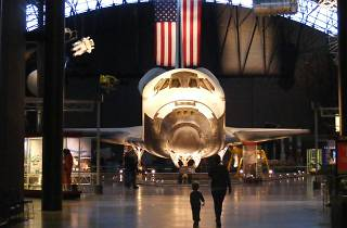 Steven F Udvar-Hazy Center, annex to the Smithsonian National Air & Space Museum)