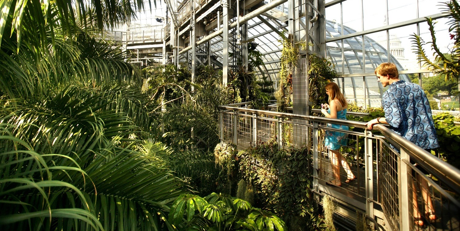 United States Botanic Garden | Attractions in National Mall ...