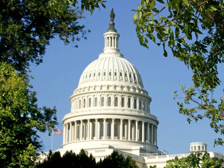 Great attractions in Washington, D.C.