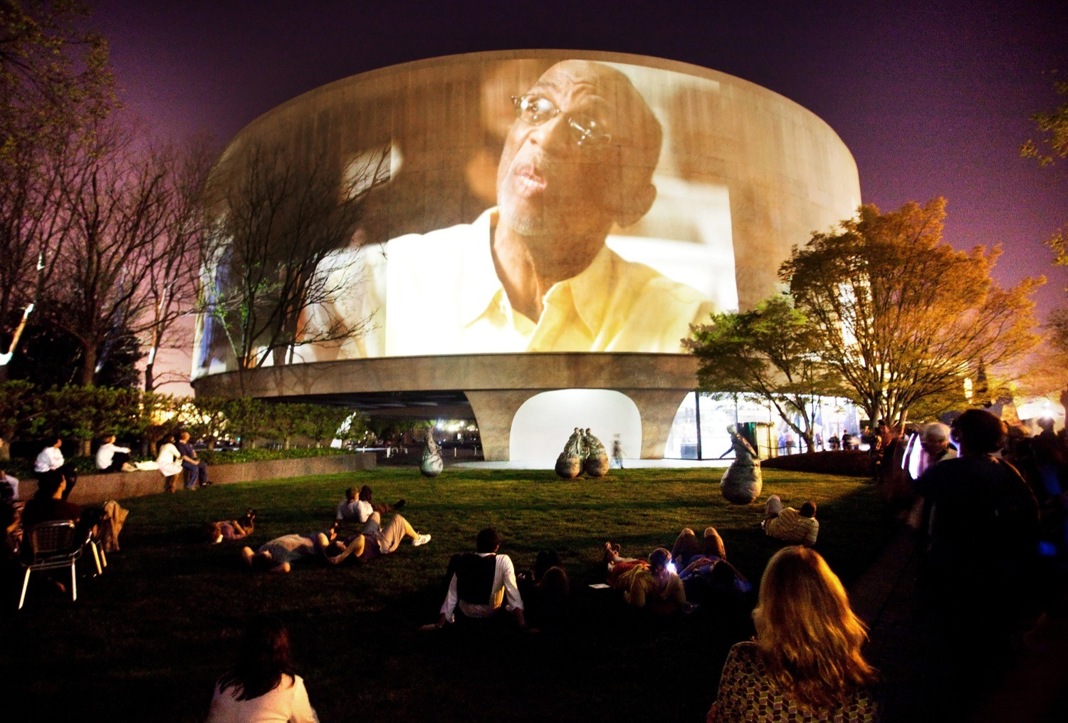 Hirshhorn Museum & Sculpture Garden cinema