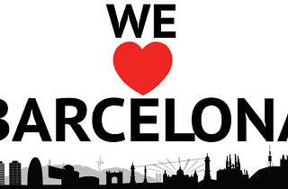 we love barcelona