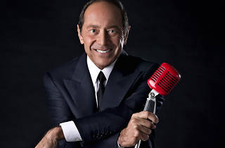 Festival Jardins de Pedralbes 2014: Paul Anka + The Hanfris Quartet