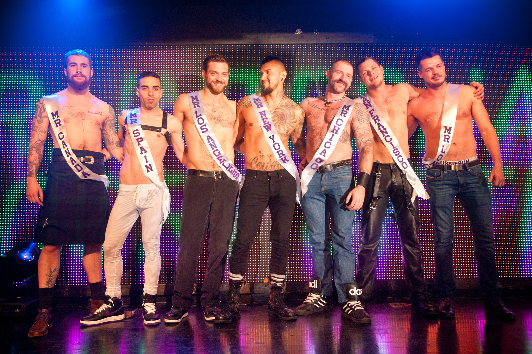 The International Escort Awards at BPM (2014)