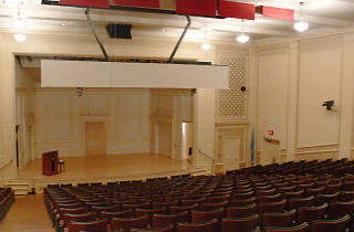 Coolidge Auditorium, Library of Congress