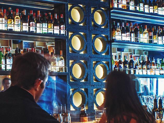 Best restaurant bar program