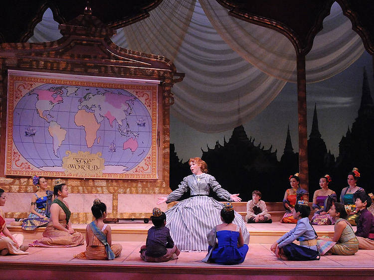 Where to see performing arts in Washington, DC