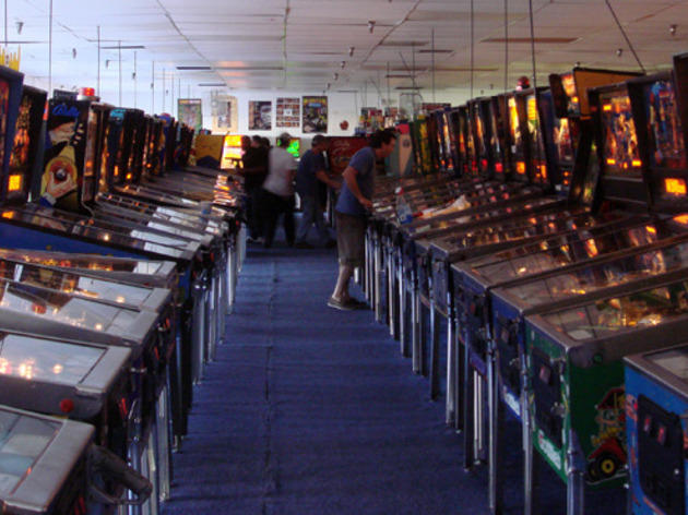 Put your pinball skills to the test
