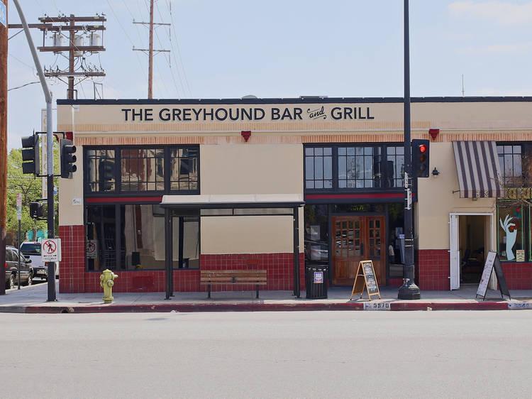The Greyhound Bar & Grill