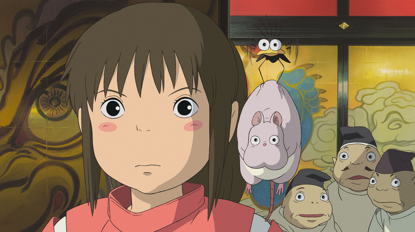 Best Studio Ghibli films: Spirited Away