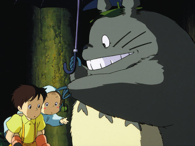 Best Studio Ghibli films: My Neighbor Totoro