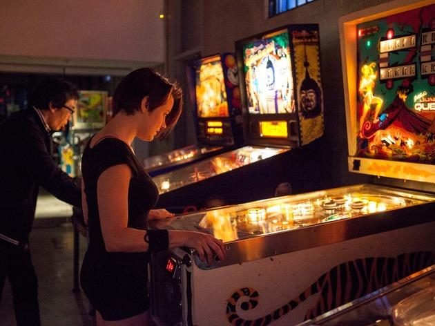Be a pinball wizard