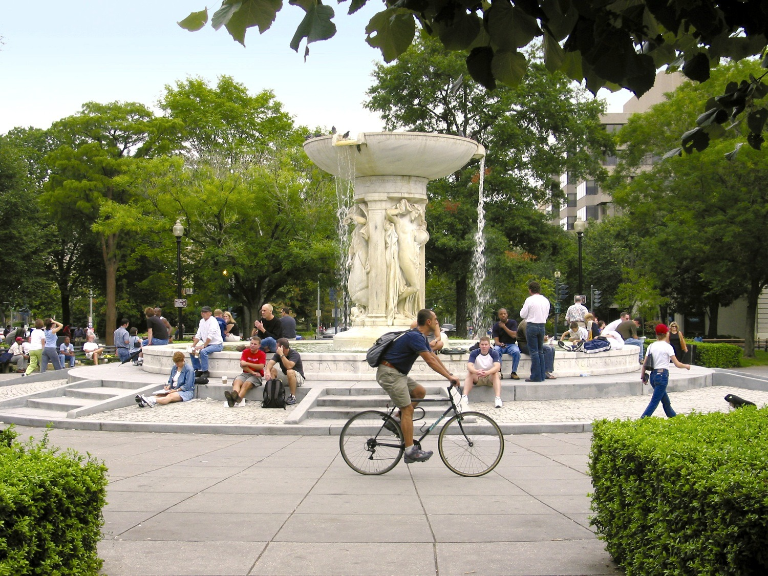 Cycling in Washington, DC