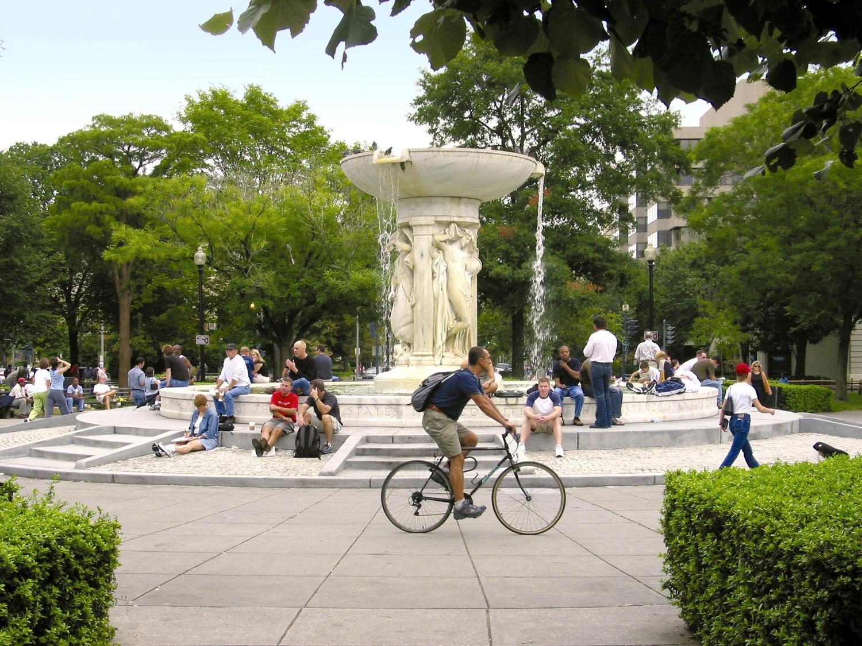 Cycling in Washington, DC