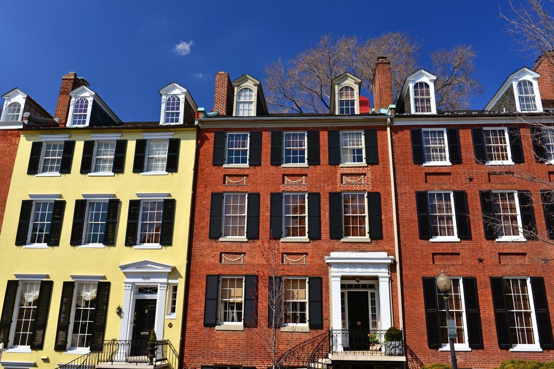 Washington, DC neighborhoods