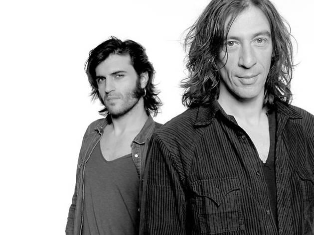 Gerard Quintana i Xarim Aresté