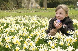 National Trust, Easter Egg hunt