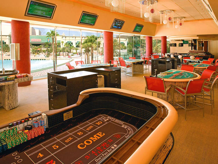 Try your luck at the best Las Vegas casinos