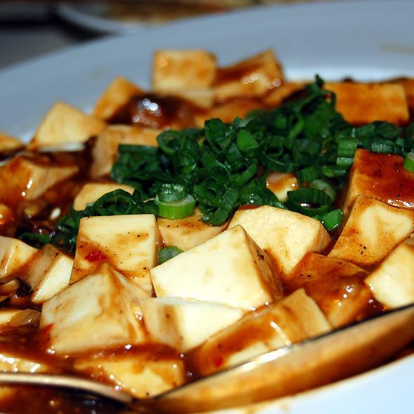 Wing Lei restaurant Las Vegas
