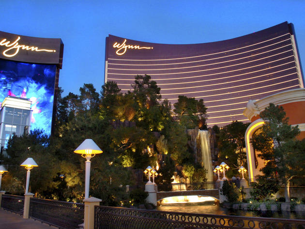 Wynn Las Vegas & Encore casino, Hotels and casinos, Las Vegas