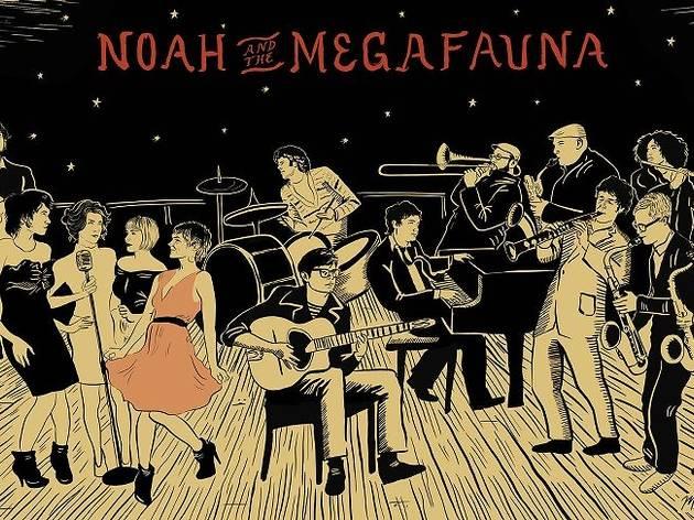 Noah and the MegaFauna