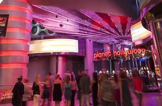 Planet Hollywood casino