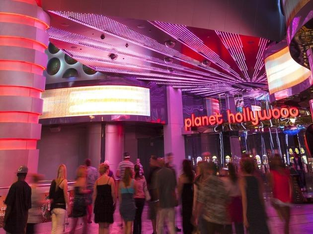 Planet Hollywood casino, Hotels and casinos, Las Vegas