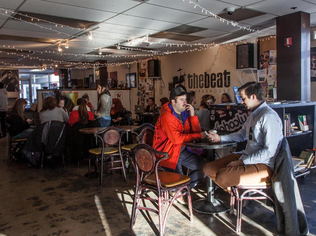 The best coffee shops in Las Vegas
