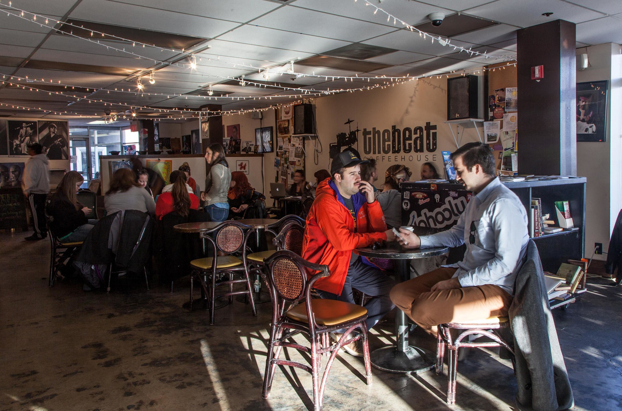 The best cafés and coffeeshops in Las Vegas, Beat Coffeehouse & Records