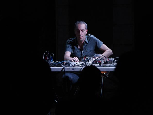 Oren Ambarchi + Zeena Parkins & Brian Chase