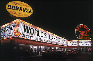Bonanza, Shops and services, Las Vegas