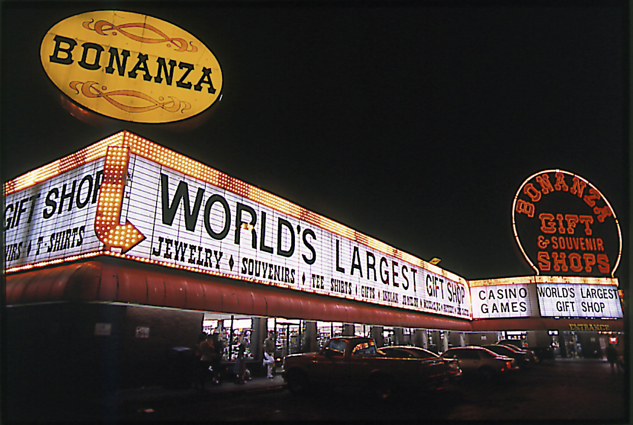 Bonanza, Shops and services, Las Vegas