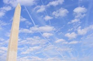 The Washington Monument (© Sarah Bourn)