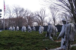 Korean War Veterans Memorial (© Sarah Bourn)