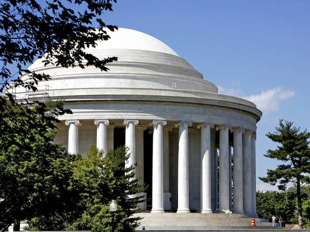 Thomas Jefferson Memorial (© Elan Fleisher)