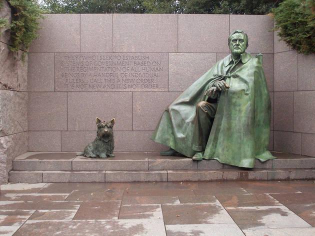 FDR Memorial (© Shutterstock)