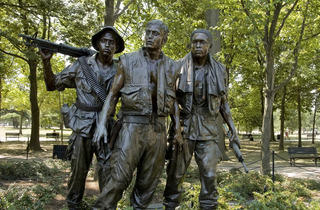 The Three Soldiers (© Shutterstock)