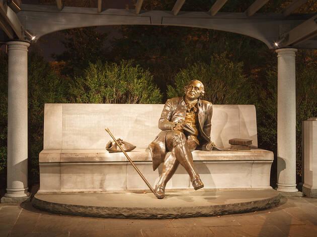 George Mason Memorial (© Shutterstock)