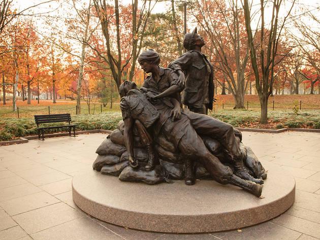 Vietnam Women's Memorial (© Shutterstock)
