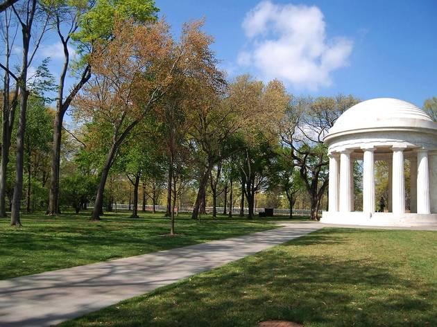 DC War Memorial (© Sarah Bourn)