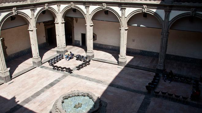 Arquitectura colonial en el Centro