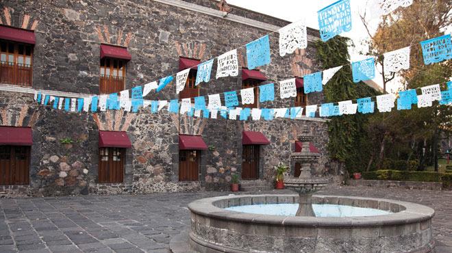 Casa de las Bellas Artes Juventino Rosas