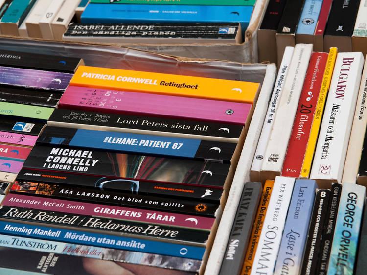 Gran Remate de Libros del Auditorio Nacional