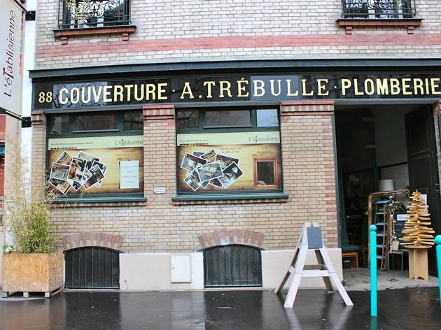 L'établisienne (© Céline Astorg)
