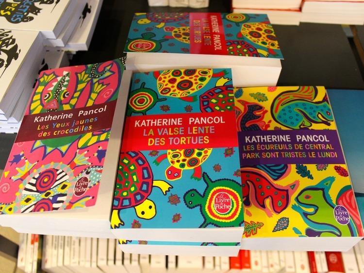 Paris books for kids