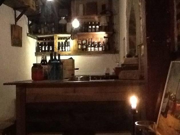 Almacén de Vinos El Soplo