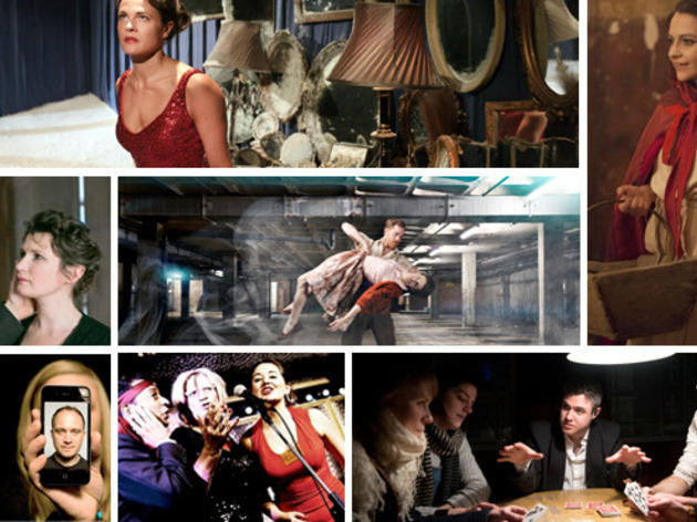 Immersive theatre in London