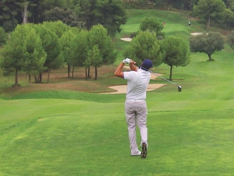 Rugbi i golf