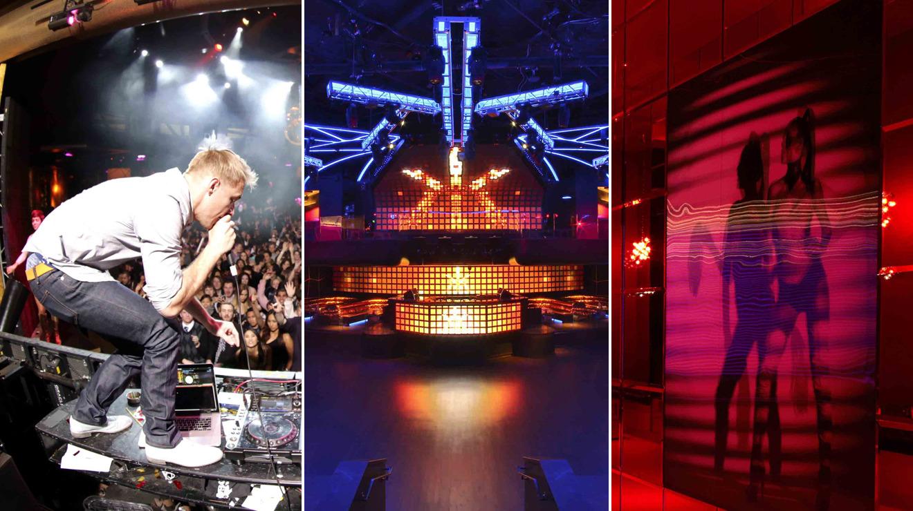 The best Las Vegas nightclubs and music venues